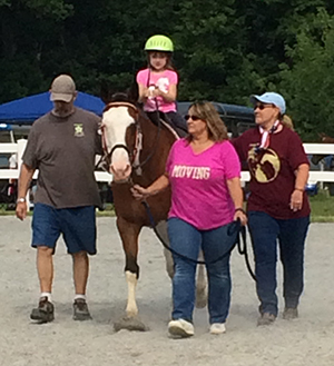 PNHS Therapeutic Riding Championship