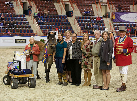 PNHS Therapy Horse of the Year