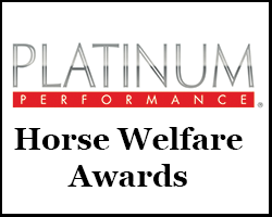 Platinum Performance Horse Welfare Awards
