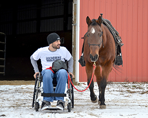 2018 Horse Stars Hall of Fame Inductee Hank