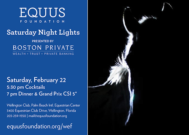 EQUUS Foundation Saturday Night Lights presented by Boston Private