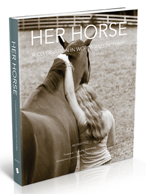 Her Horse Proceeds to benefit the EQUUS Foundation